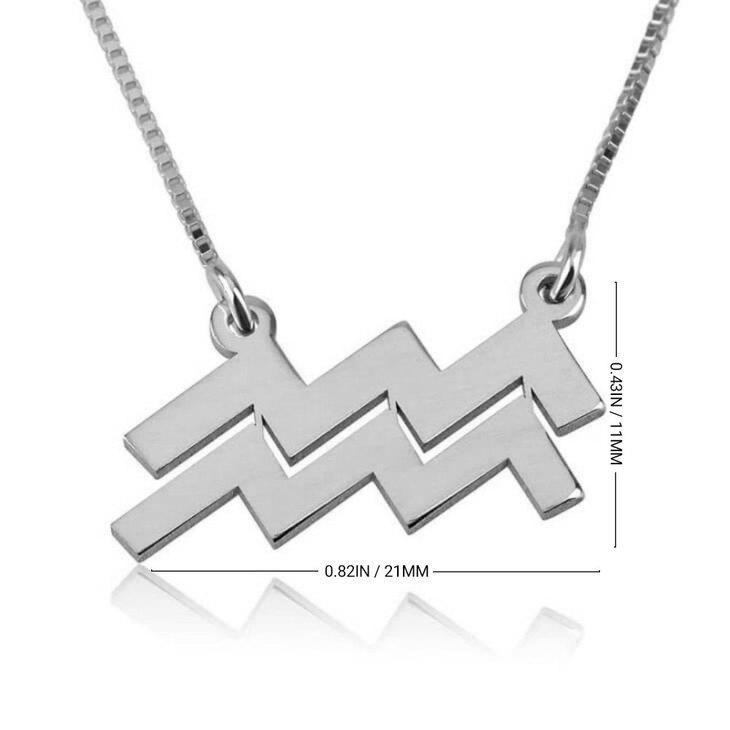 Aquarius Necklace - Information