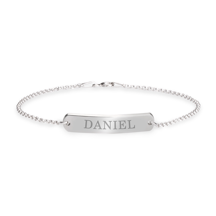 bar hand gift name stamped bangle besties handmade bangles jewellery personalised products anniversary bracelets bracelet ekalake