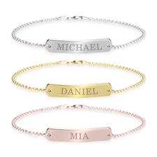 personalized-name-bar-bracelet