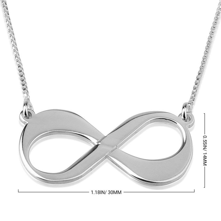 Collier Infini - Information