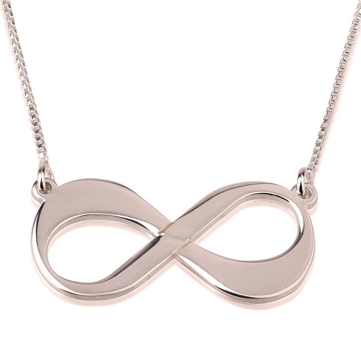 Infinity Pendant Necklace