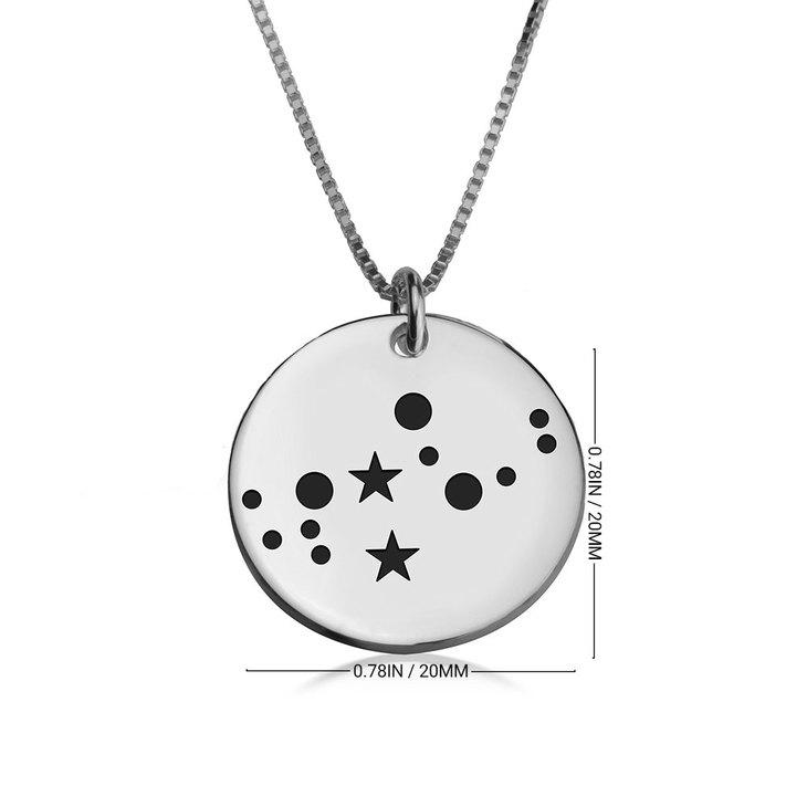 Collar de Constelación de Estrellas - Information