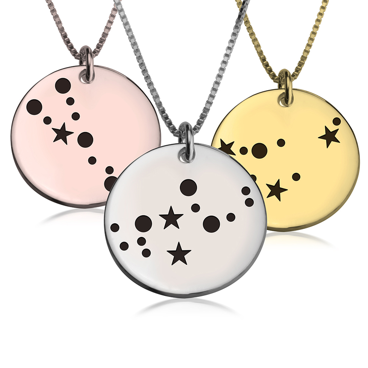 Star Constellation Necklace