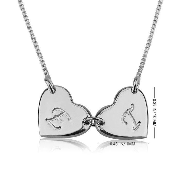 Linked Hearts Necklace - Information
