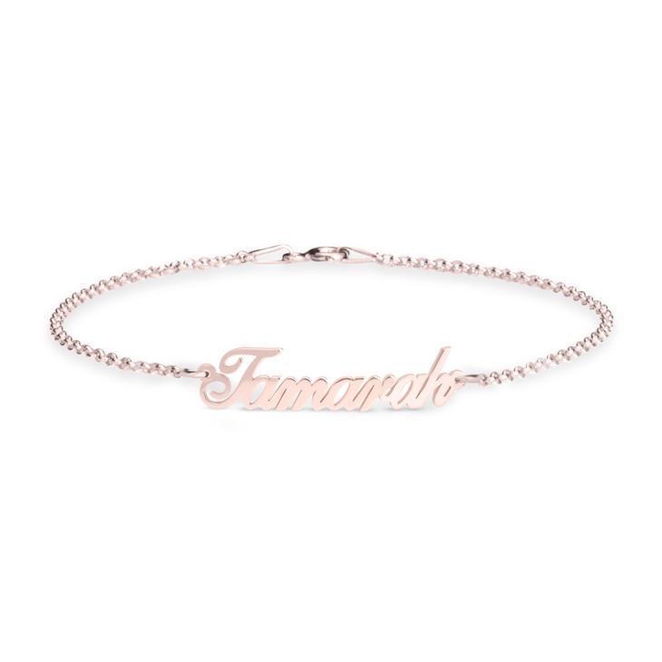 Bracelet Prénom Classique