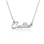 Dainty Name Necklace - Thumb