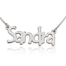 Tempo Name Necklace