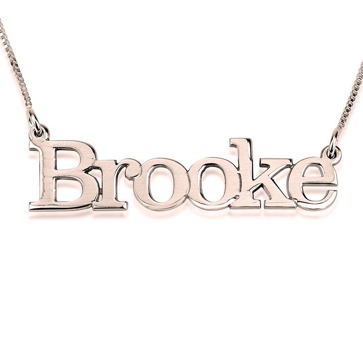 Unique Name Necklace
