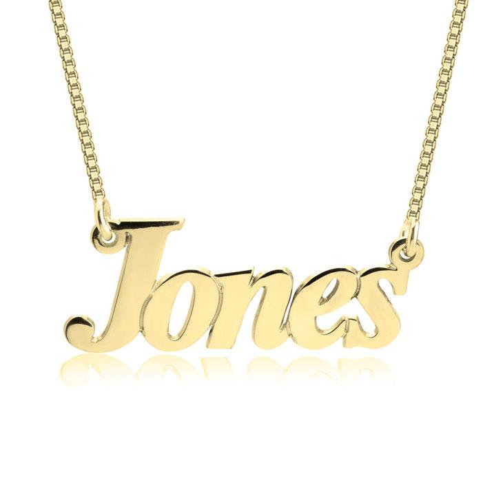 Stylish Name Necklace