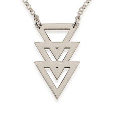 Collar Triangular Triple