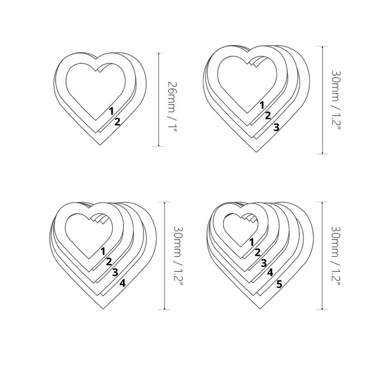 Mother's Heart Necklace - Information