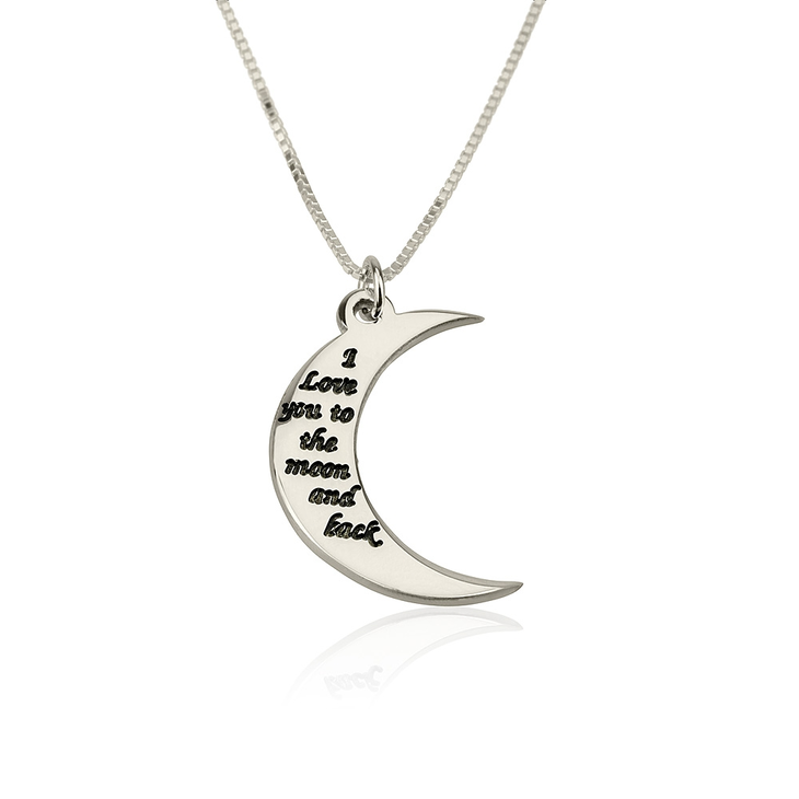 Collier To The Moon And Back