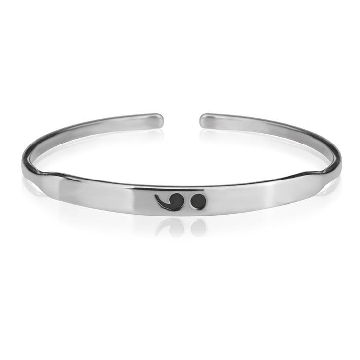 Bracelet Point Virgule