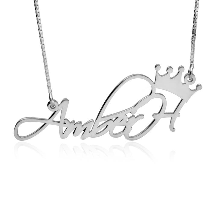 Collar de Princesa con Nombre
