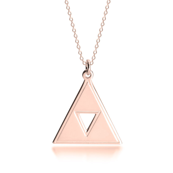Collier Triforce