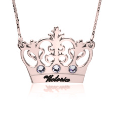 Collar de Corona para Princesa