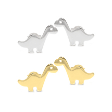 Baby Dinosaur Earrings