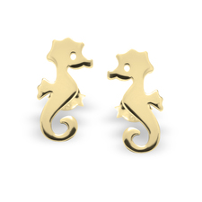 Baby Seahorse Earrings