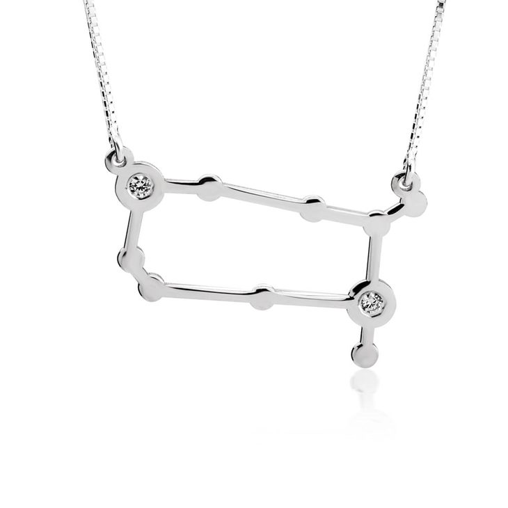 Star Sign Constellation Necklace  - Picture 2