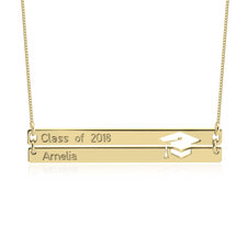 Personalised Graduation Necklace