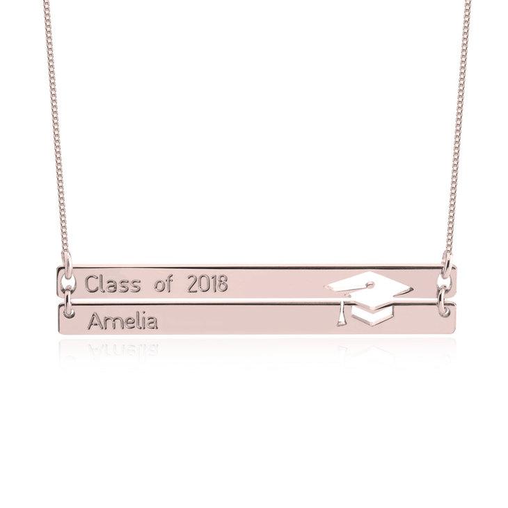 Personalized Graduation Necklace
