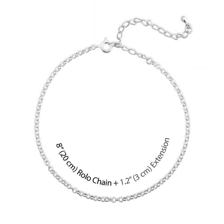 Initial Anklet  - Picture 3