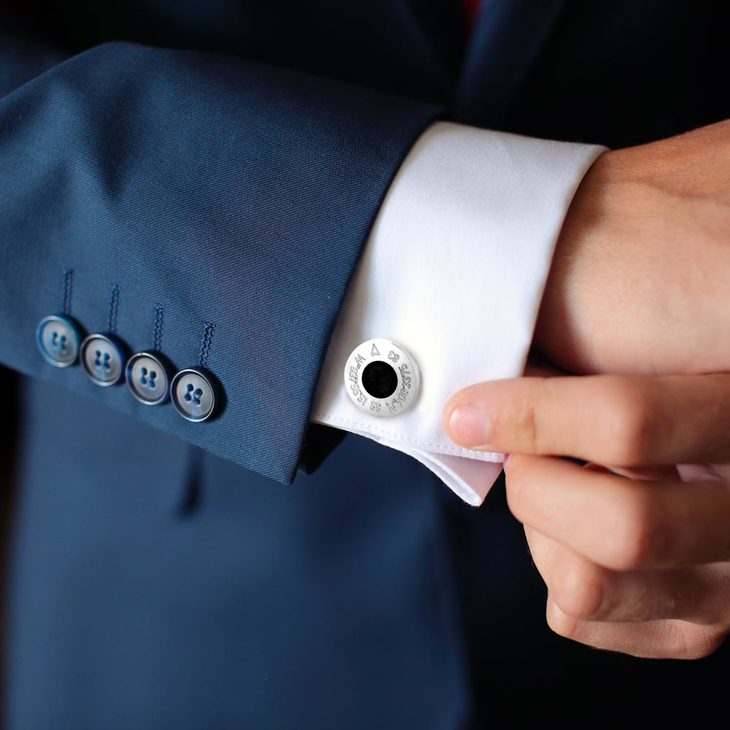 Personalized Cufflinks - Picture 2