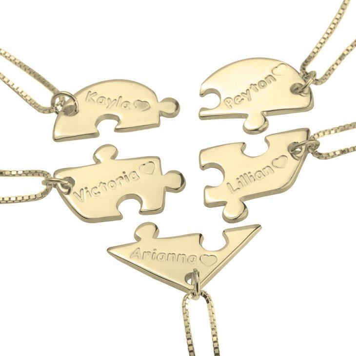 Best Friend Necklace