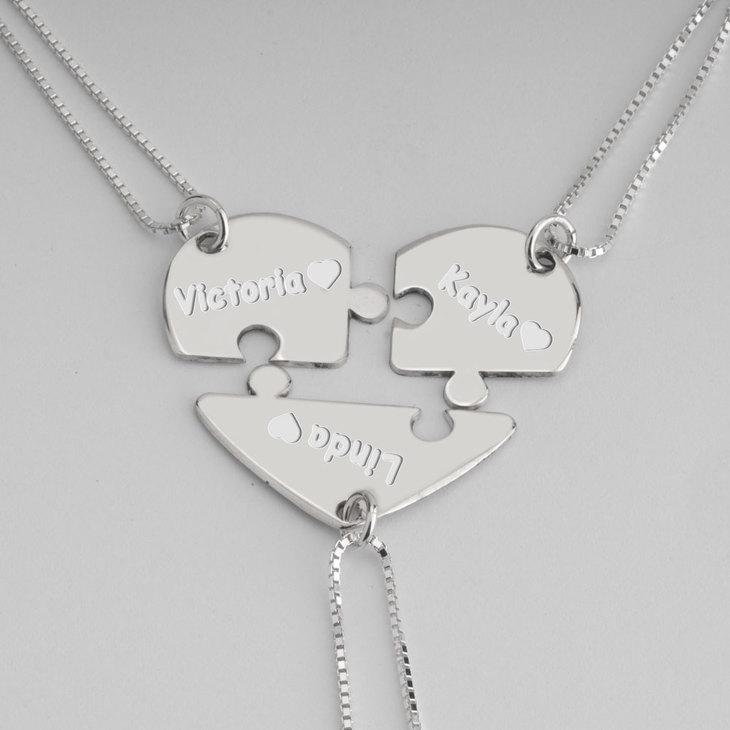 Best Friend Necklace - Picture 2