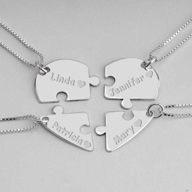 Best Friend Necklace - Picture 3