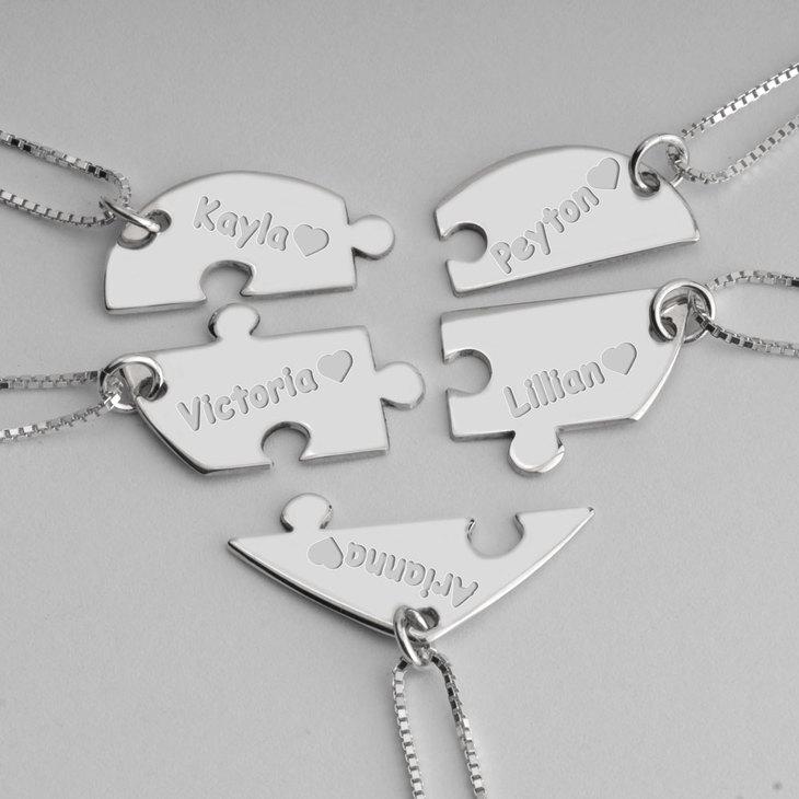 Best Friend Necklace - Picture 4