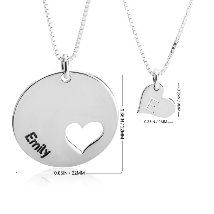 Daughter Necklace For Mom - Information