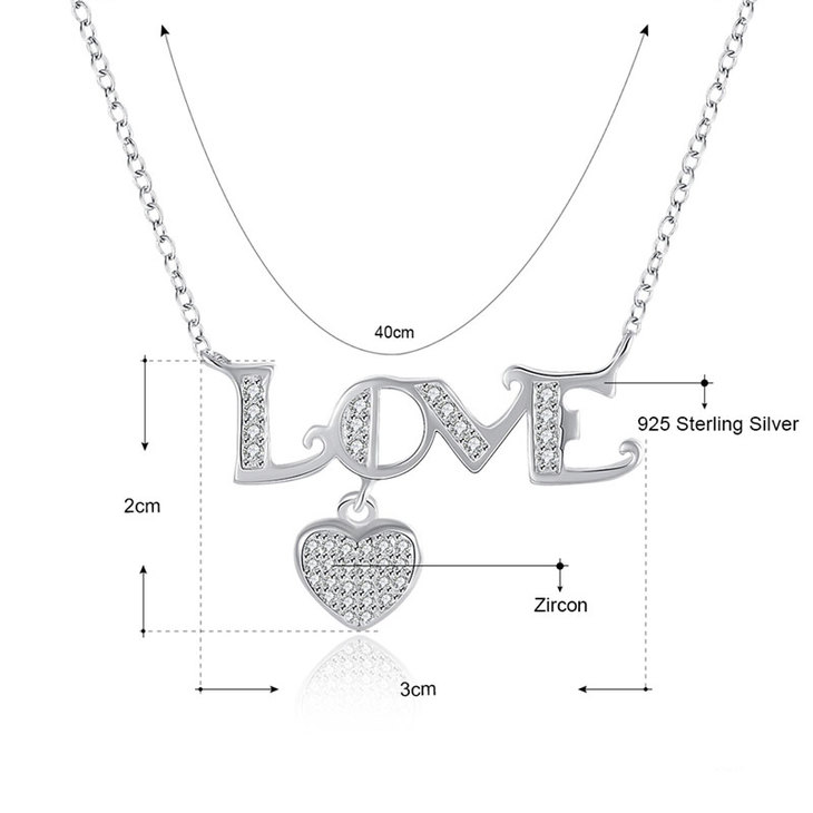 Love Necklace - Information