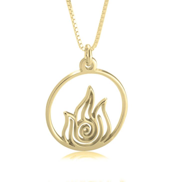 Four Elements Necklace - Picture 3