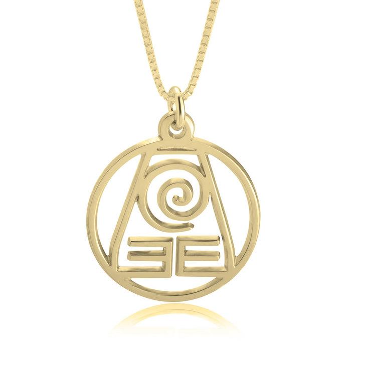 Four Elements Necklace - Picture 4