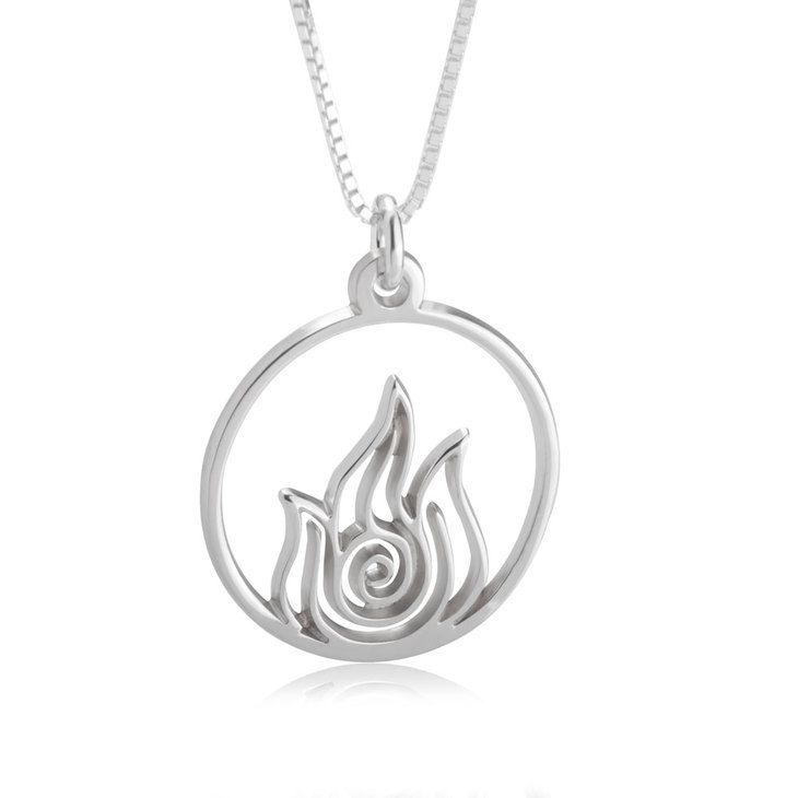 Four Elements Necklace - Picture 3