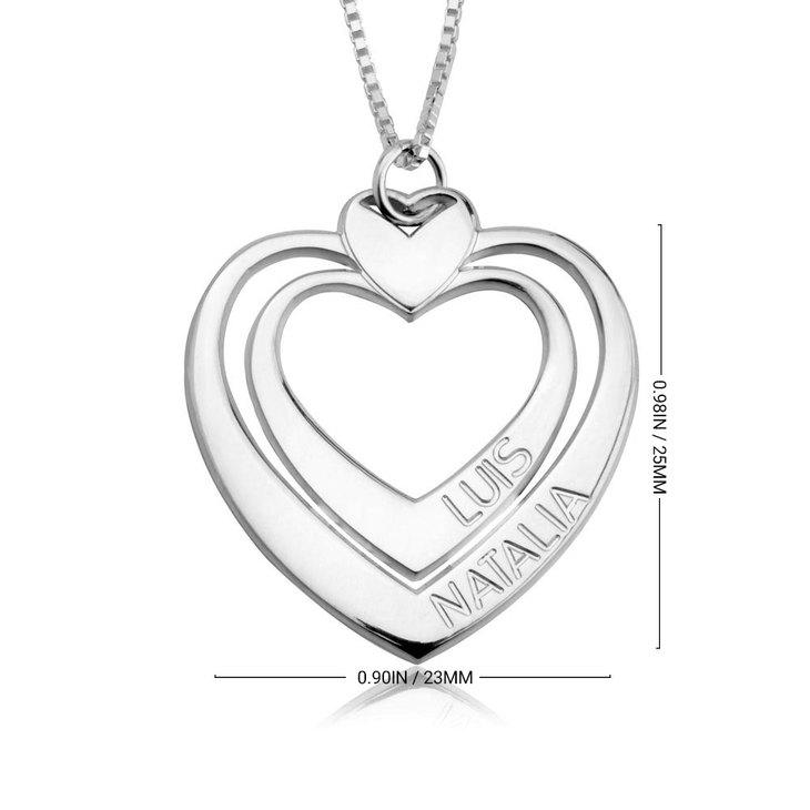 Collar de Corazón - Information