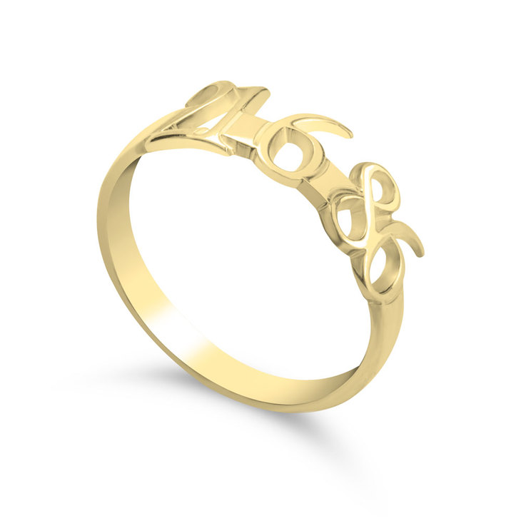 Ring with Date - Picture 2