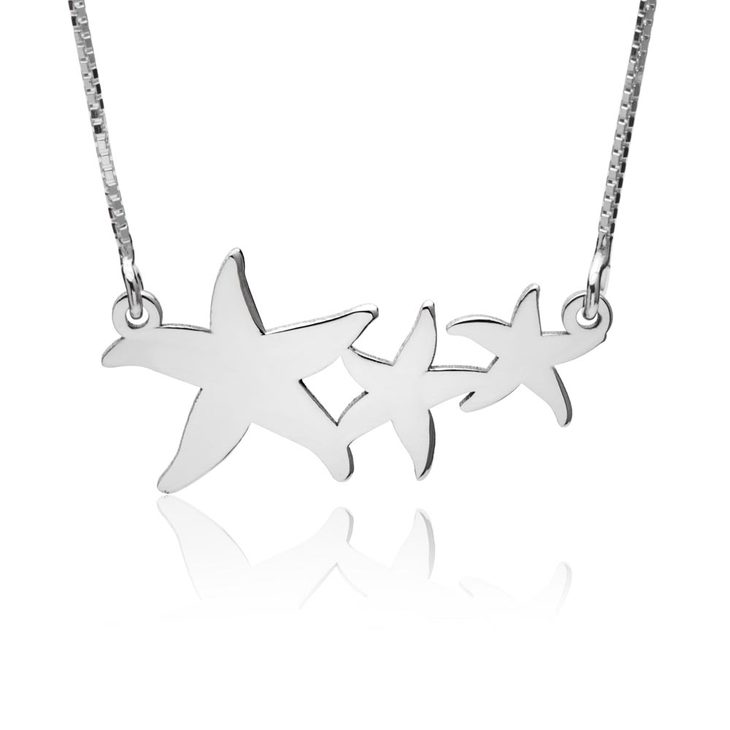 Starfish Necklace
