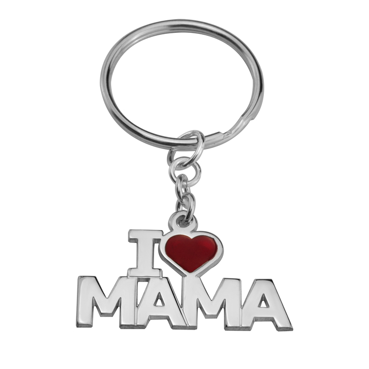 Dad & Mom Keychain  - Picture 2