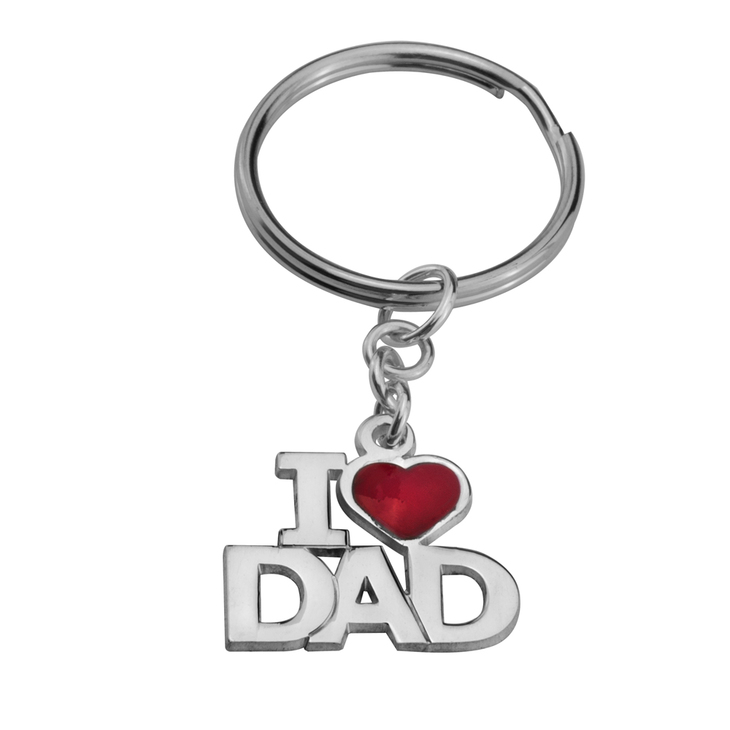 Dad & Mom Keychain  - Picture 3