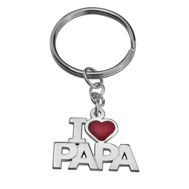 Dad & Mom Keychain - Picture 4