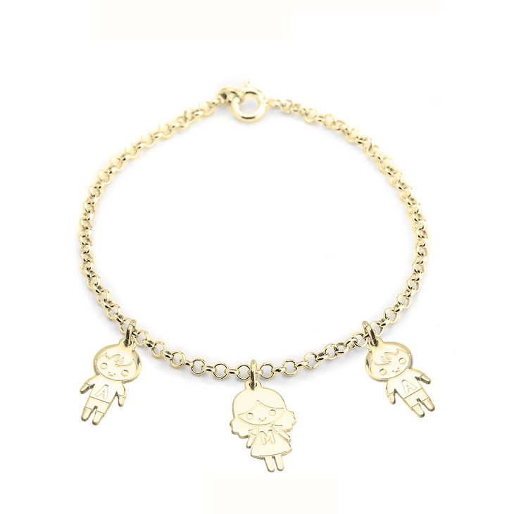 Bracelet Charms Enfant
