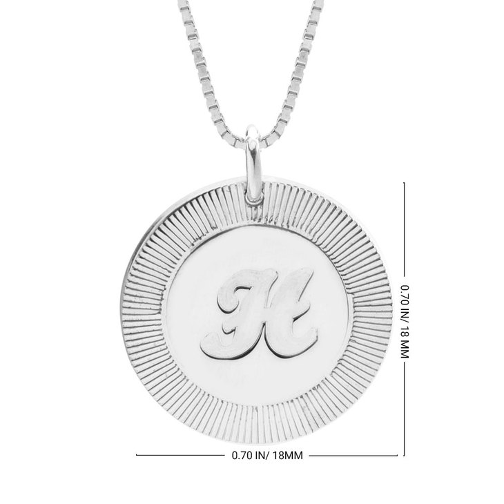 Medallion Necklace - Information