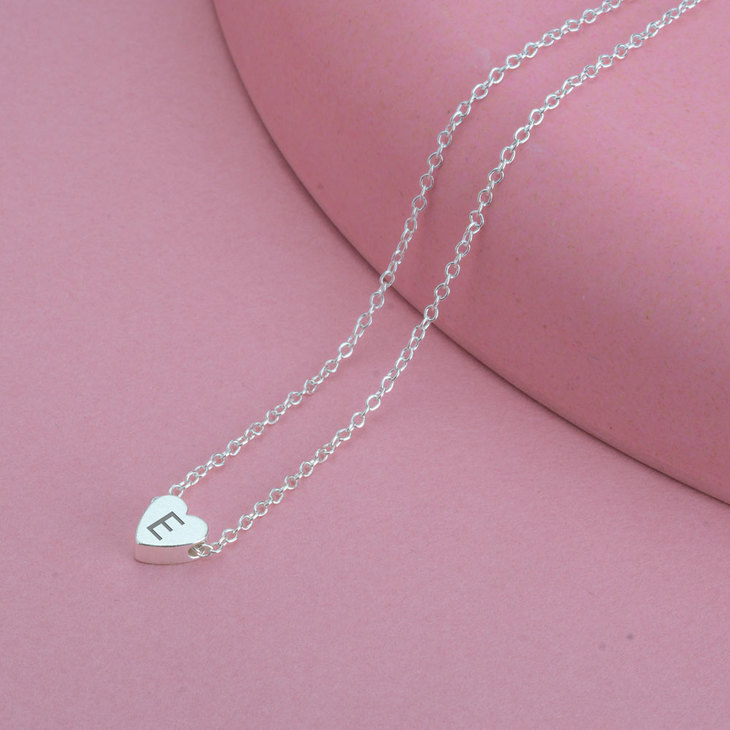 Heart Shaped Necklace - Picture 2
