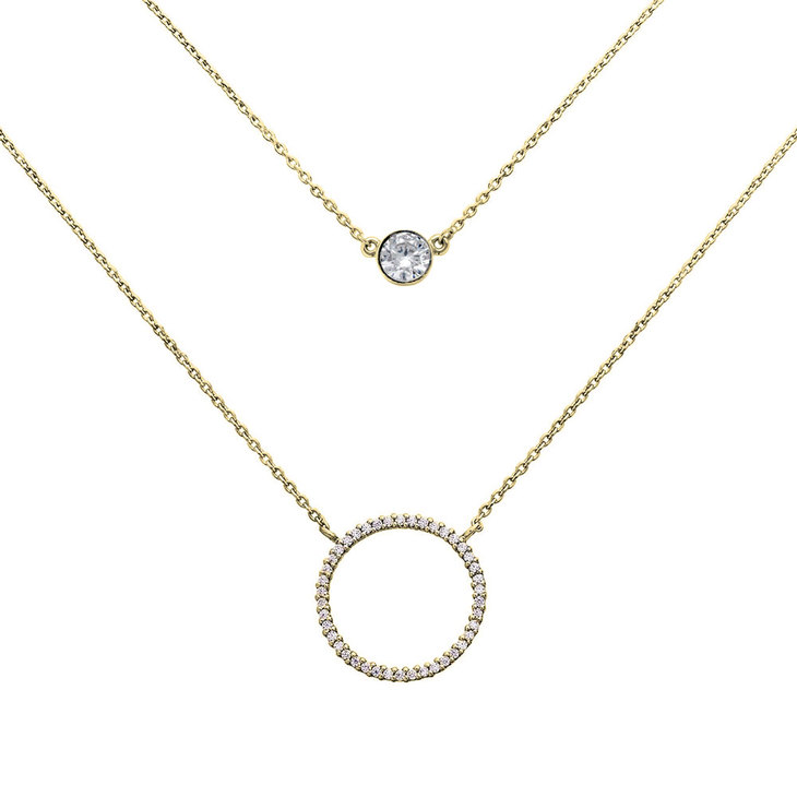 Colliers Superposés Cercle