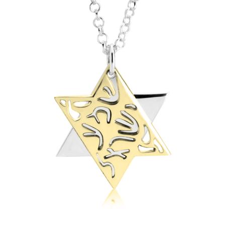 Clous d/'oreilles carte d/'Israël Juif Israël or//plaqué argent