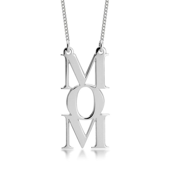 Custom Mom Necklace