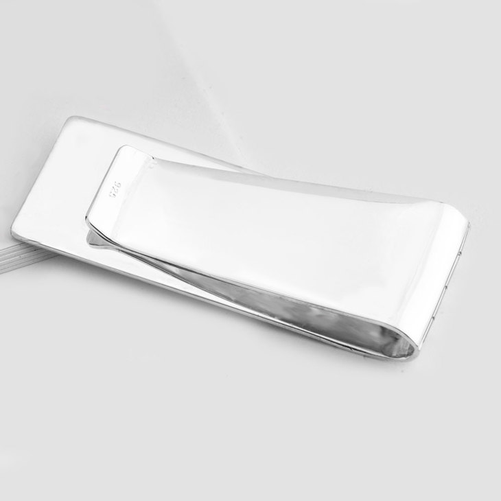 Mens Money Clip  - Picture 2