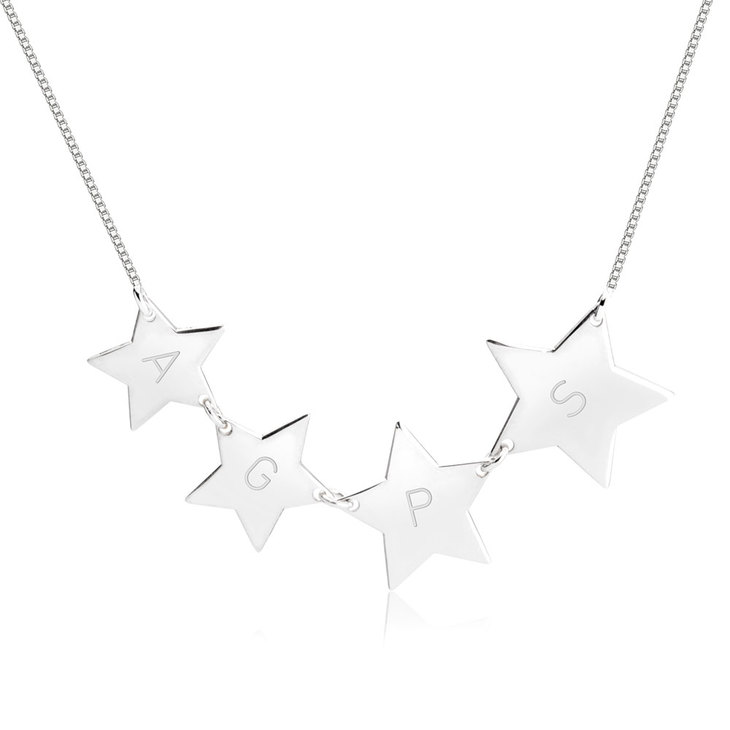 Shooting Star Pendant - Picture 2